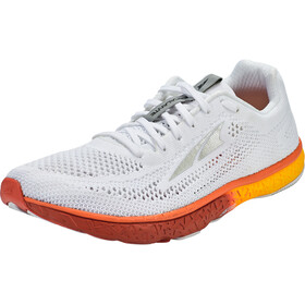 Altra Escalante Racer Zapatillas Running Hombre, white/orange